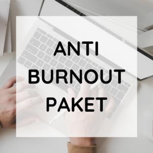 Anti-Burnout-Paket
