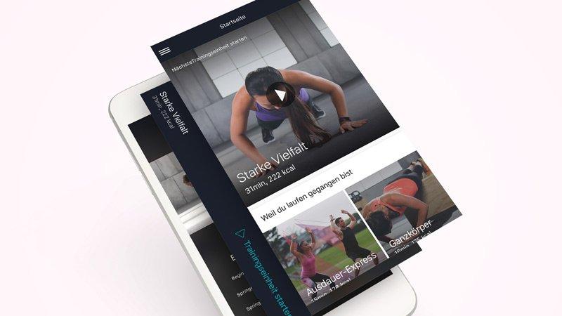 Fitstar - Personal Trainer - Fitness App