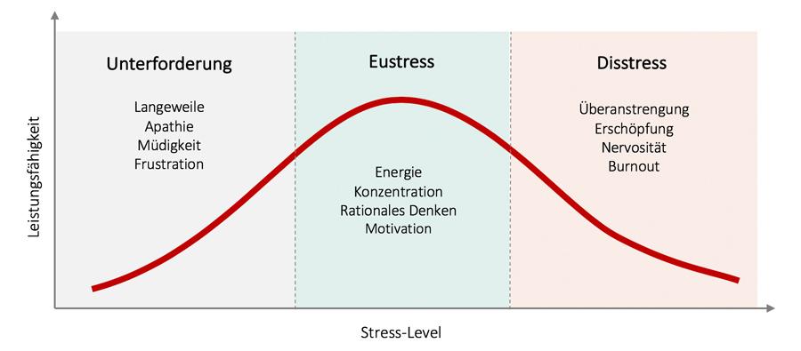 Eustress und Disstress