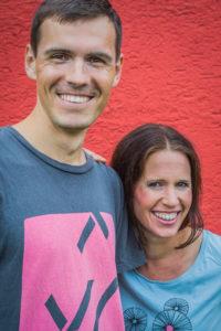 Katrin und Daniel von BeVegt